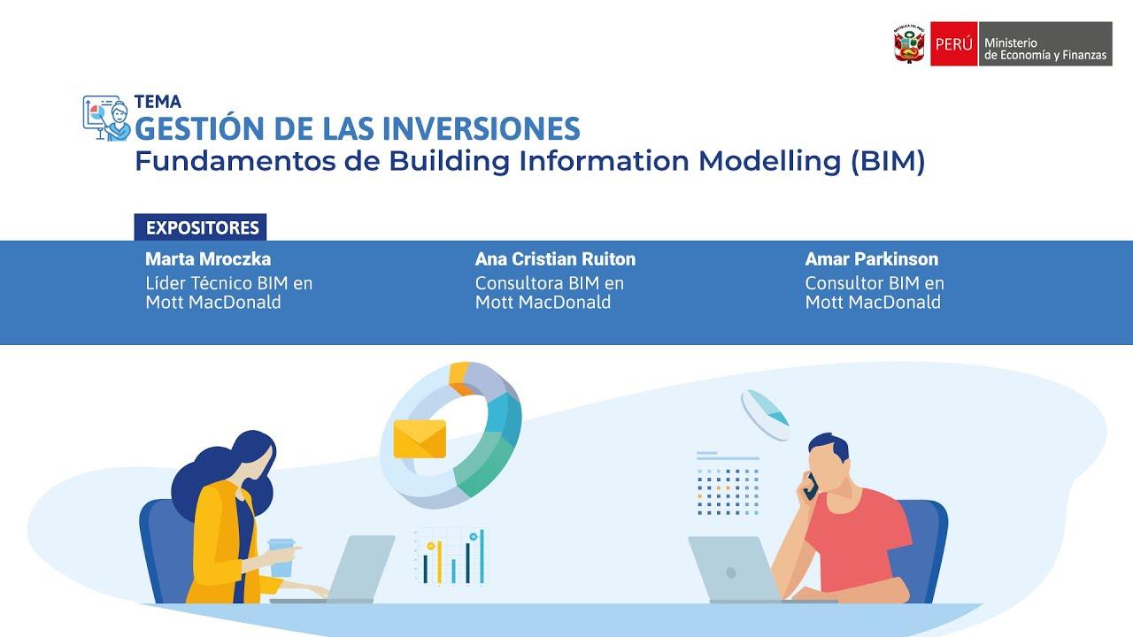 """Conferencia """"Fundamentos de Building Information Modelling (BIM)"""