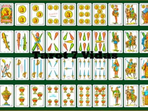 Naipes españoles 40 cartas