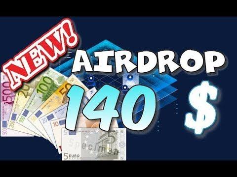 Бесплатная криптовалюта(февраль/19): раздача токенов Airdrops, баунти. Лучшие варианты.