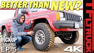 Here's Why This Old Truck Is Better Than Any New One! Cheap Jeep Challenge S2 Ep.5