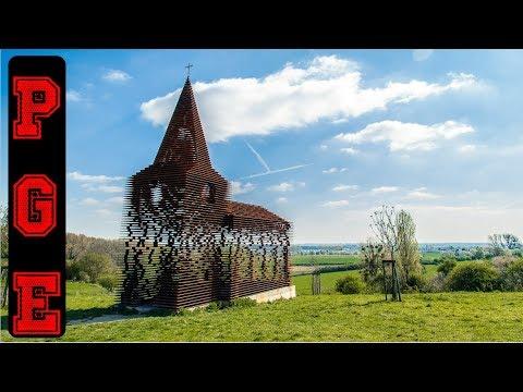 Las 10 Iglesias Más Extrañas Del Mundo