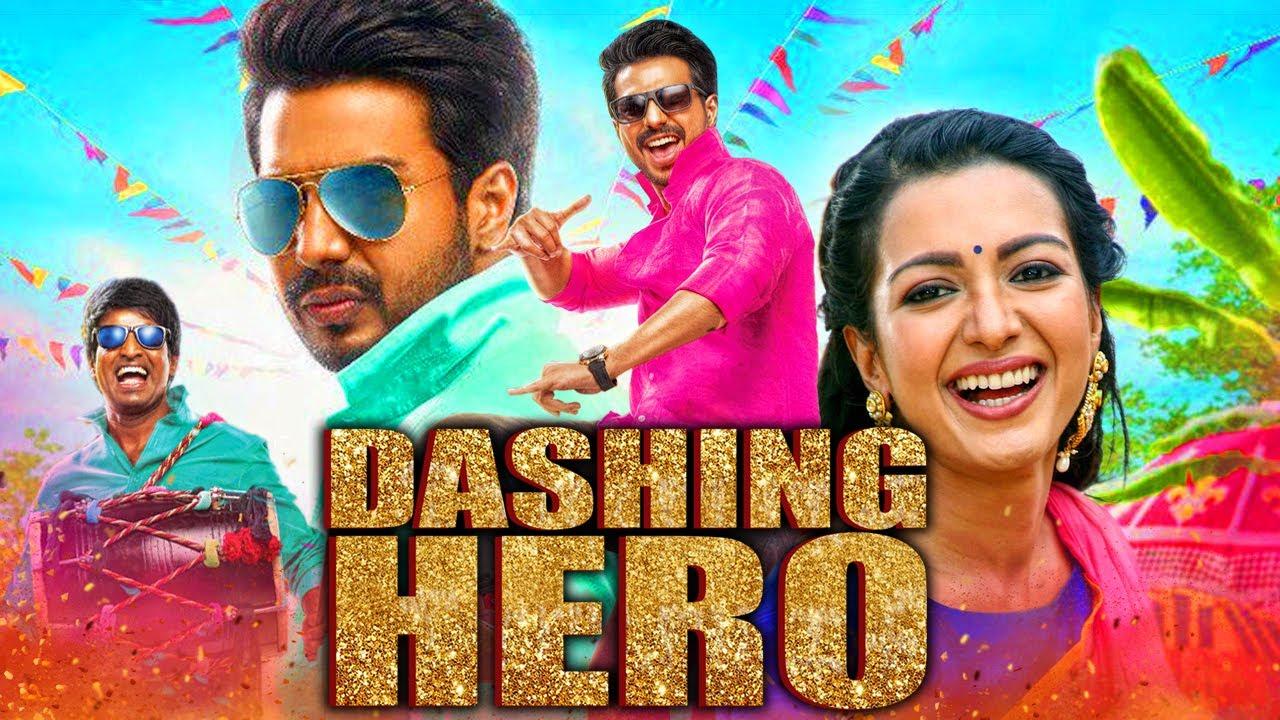 Dashing Hero Romantic Hindi Dubbed Full Movie | Vishnu Vishal, Catherine Tresa, Soori