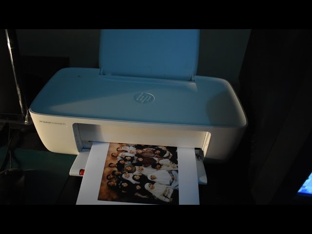 Impresora Hp Deskjet Ink Advantage 1115 Driver