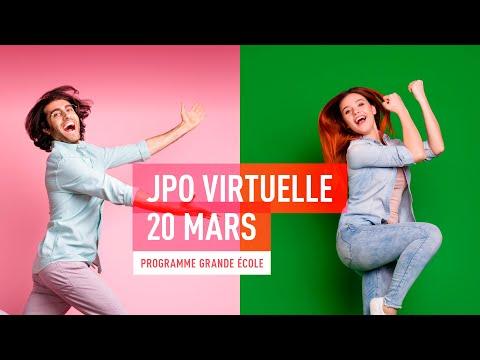 TBS - JPO Virtuelle Programme Grande Ecole