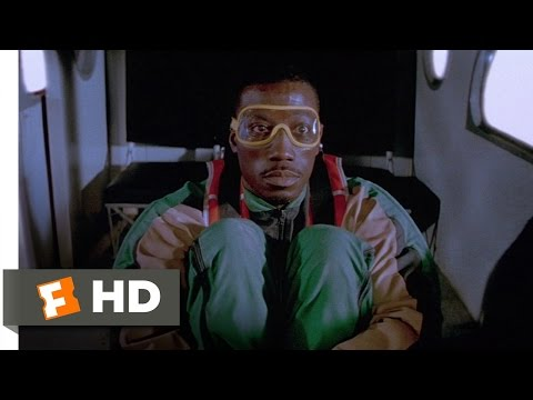 Drop Zone 29 Movie   You Fell, You Lived, I'm Gone 1994 HD