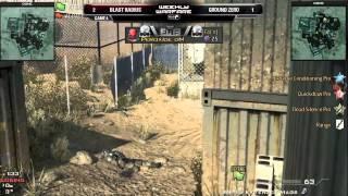 Weekly Warfare - Week 2 - Blast Radius vs GroundZero - Game 4