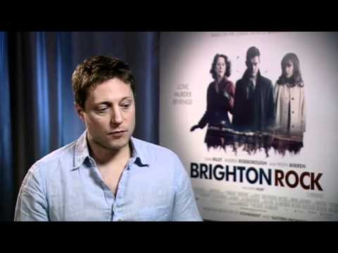 Brighton Rock   with Sam, Andrea and Rowan Joffe