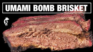 Umami Bomb Brisket: I mąde the SMOKED BRISKET OF INSANITY!