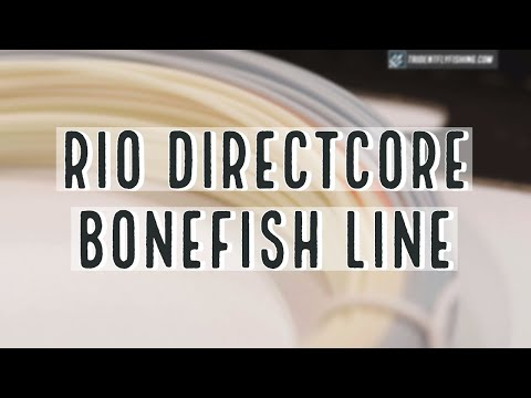 Rio Directcore Bonefish Fly Line | Insider Review