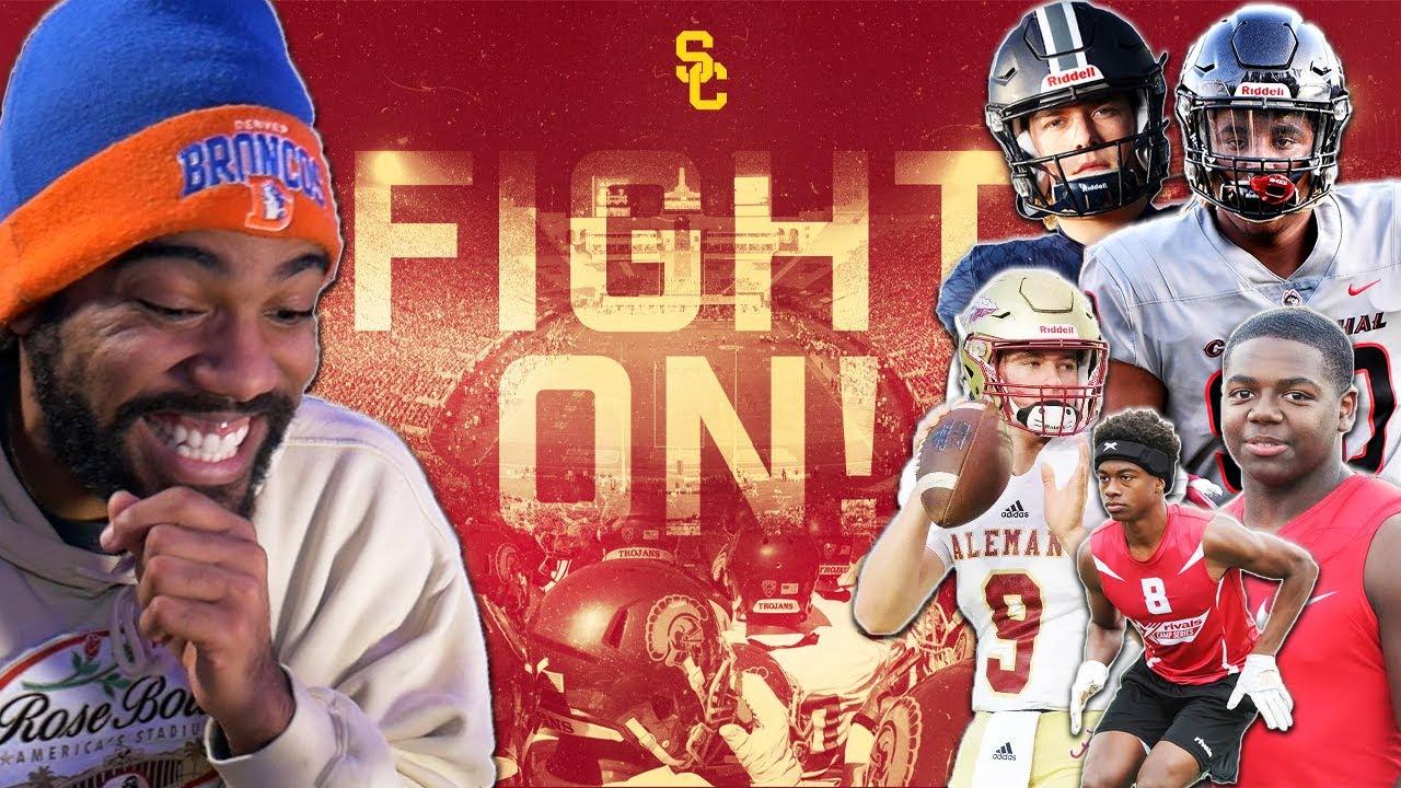 USC Top 5 Recruits 2021 l Sharpe Sports