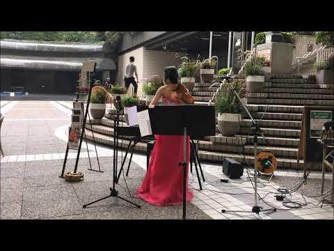 V.モンティ/チャルダッシュ(ヴァイオリン・ピアノ)朝♪クラ~Asa-Kura~