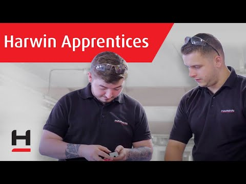Harwin - An Engineering Apprentice's Perspective 2019