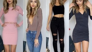 LAST TRY ON Clothing Haul of 2016 | Chelsea Trevor