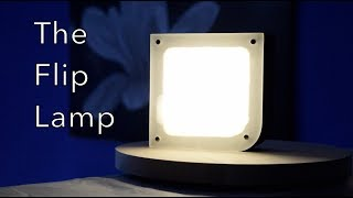 The Flip Lamp - a rechargeable lamp with a simple interface by residentmaker