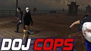 Dept. of Justice Cops #581 - Jason Voorhees Games