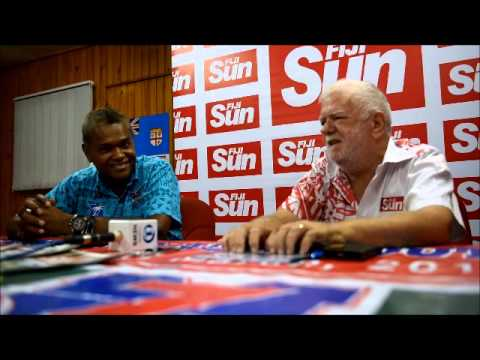 Fiji Sun - Marist 7s print media partner 2015