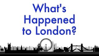 What's Happened to our Great Capital City, London? 🤔