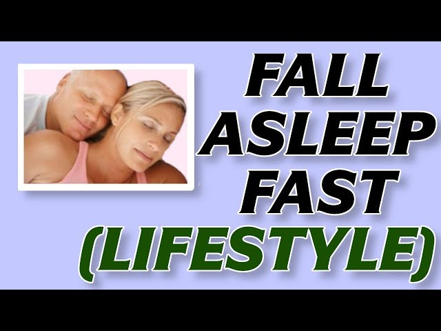 How to Fall Asleep Fast (Lifestyle) Travel Video