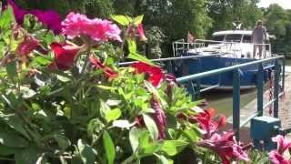 In Frankrijk een kanaalboot huren? Rivages de Bourgogne - Le canal du Nivernais