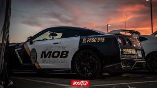 Boosted GTR video de car show en El Paso Tx