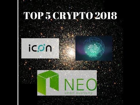 TOP 5 COINS FOR 2018 | NEO | ICX | ETC | IOTA | BTC | Personal Opinion | BlockChain Media