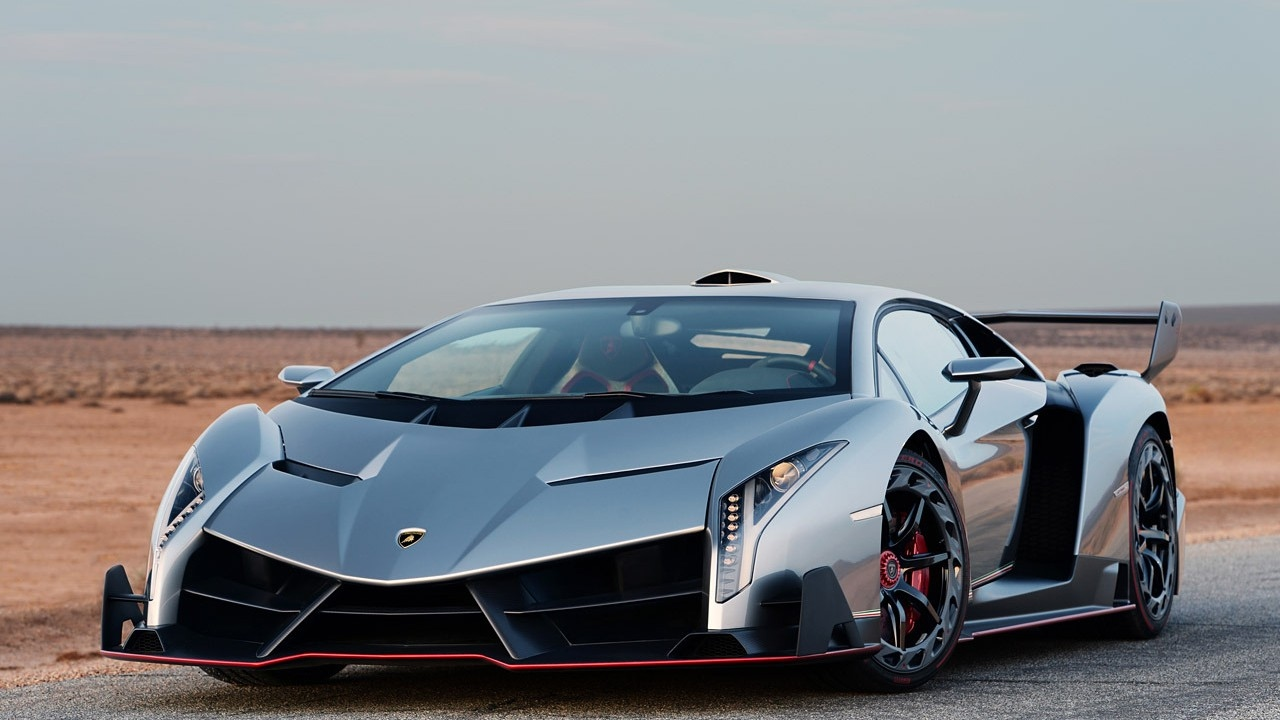 Lamborghini Veneno 2017 Review