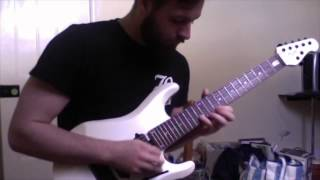 Death Metal Washing Machine | Guitar Solo