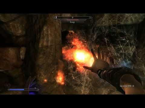 Sibi in Skyrim Ep 16: Death in Volunruud