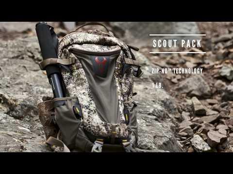 Badlands Scout Pack
