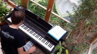 """Opeth """"Eternal Rains Will Come"""" Piano"""