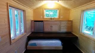 Tiny House Floor Plans With No Loft