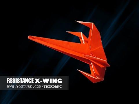 Origami star wars x wing 15+ trendy Ideas   Star wars origami ...   360x480