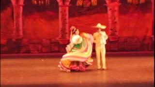 """Voces de mi Pueblo """"Fiesta Mexicana Ballet Folklorico"""""""