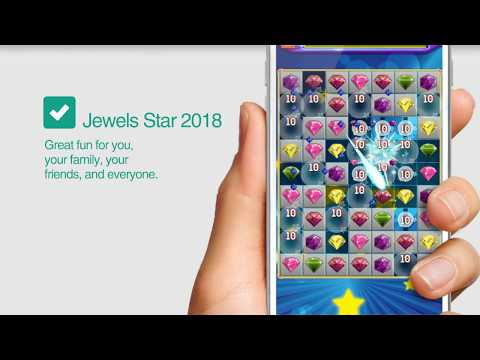 Jewels Star 2018 - Jewel Quest 2018