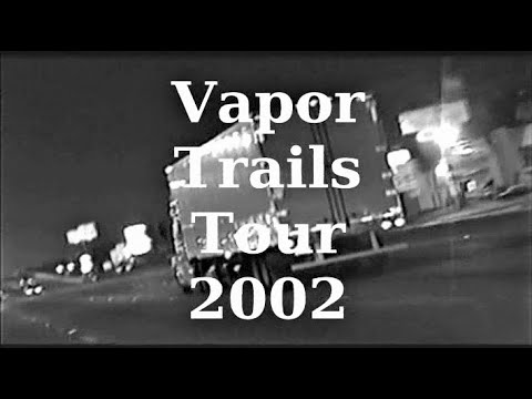 Rush - Vapor Trails Tour - Documentary 2002