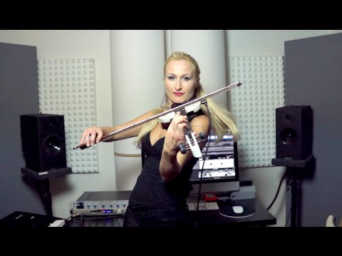 Dangerous - David Guetta Violin Cover ! Impro by Angie