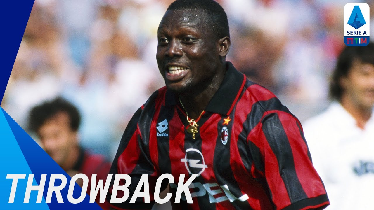 George Weah | Best Serie A Goals | Throwback | Serie A TIM