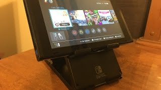 Hori Compact Play-Stand for Nintendo Swtich Review (Video Game Video Review)