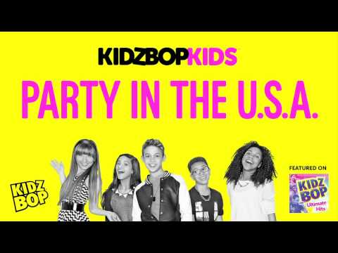 KIDZ BOP Kids - Party in the USA (KIDZ BOP Ultimate Hits)
