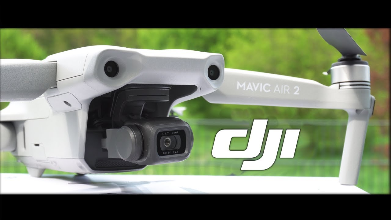 DJI Mavic Air 2 im Test