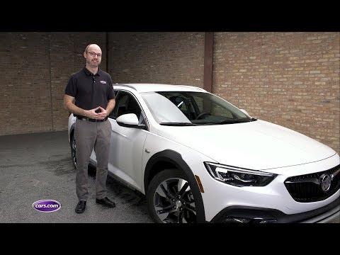 2018 Buick Regal TourX: 5 Ways it's Better Than an SUV - Cars.com