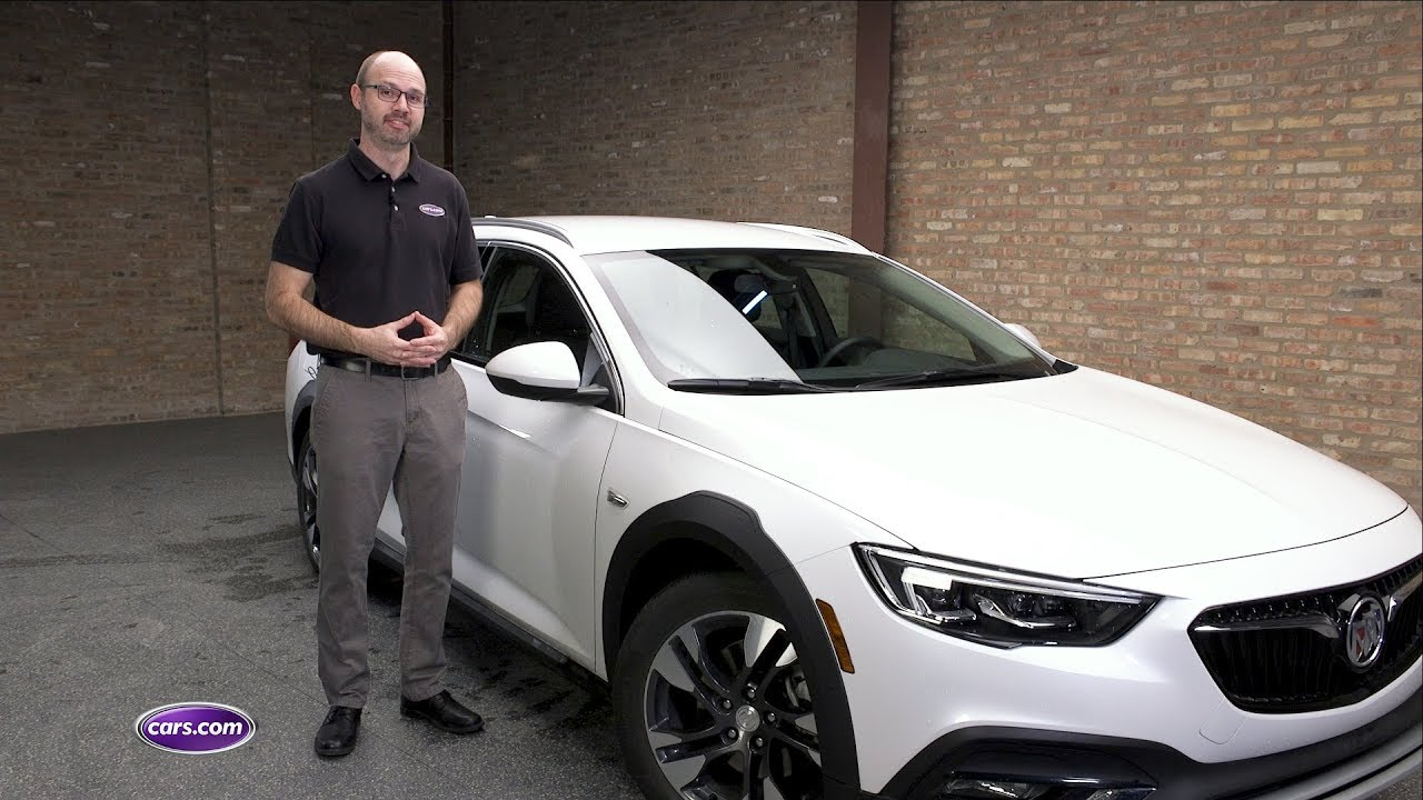 2018 Buick Regal TourX: 5 Ways it\'s Better Than an SUV — Cars.com ...