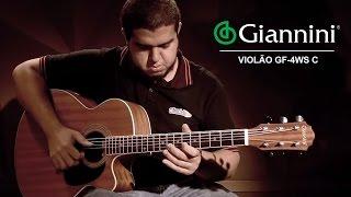 Giannini | Review Violão GF-4WS C