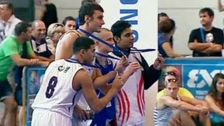 16 year old Indian Basketball Player Loveneet singh, Best Shooter at u19 world champ ,Italy