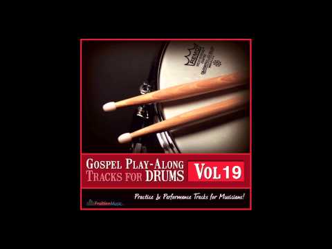 God Is Great (Db) [Originally Performed by Ricky Dillard] [Drums Play-Along Track] SAMPLE