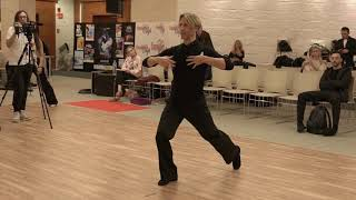 Mirko Gozzoli Teaches Viennese Waltz and Its Technical Actions
