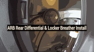 In this video John shows how he installed his ARB Differential and ...