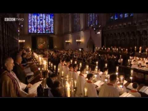 King's College Cambridge 2012 #11 God Rest Ye Merry Gentlemen