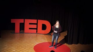 What would you do if you knew you could never fail | Alexandra Slugoski | TEDxEdmontonED