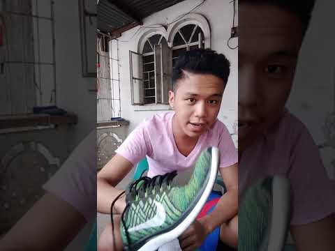 HOW TO CLEAN Nike Free Flyknit 4.0 (TAGALOG)